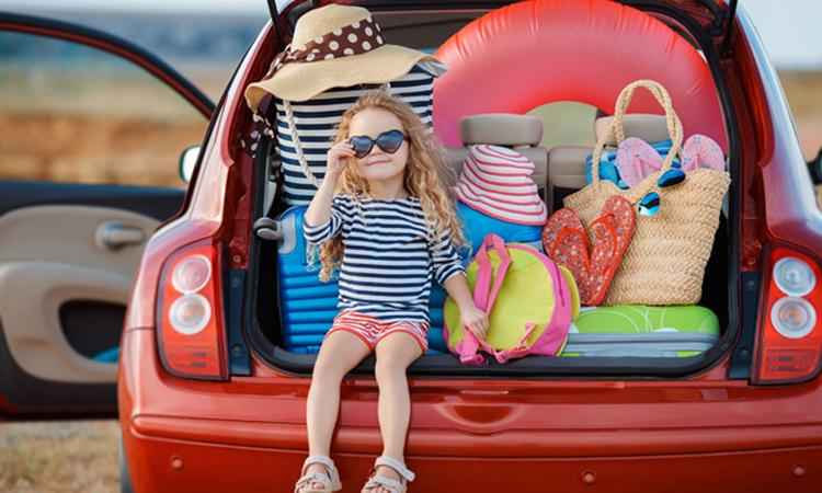 Autovakantie met kinderen: 10 tips