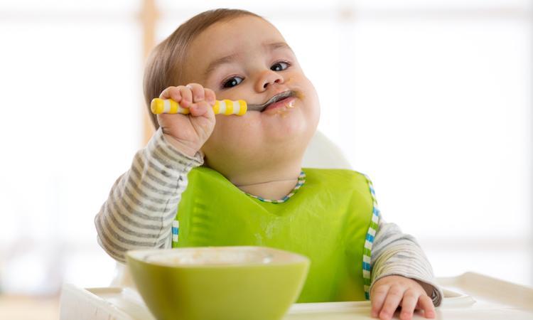 groente baby