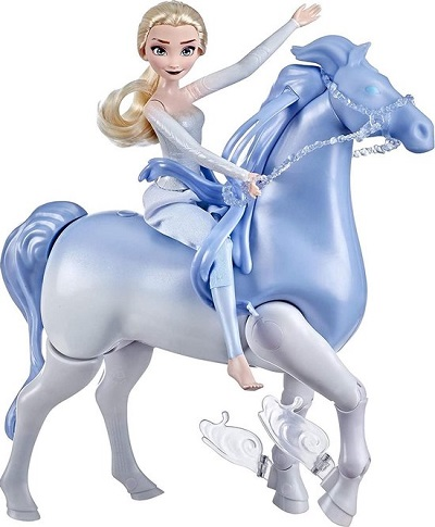 Frozen 2 Elsa en Nokk interactief
